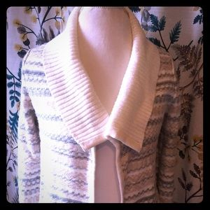 Lovely Textured Croft & Barrow Cardigan